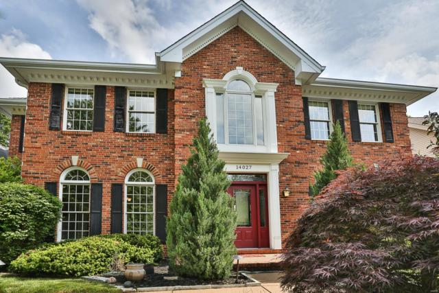 14027 Forest Crest, Chesterfield, MO 63017 (#18037151) :: Barrett Realty Group