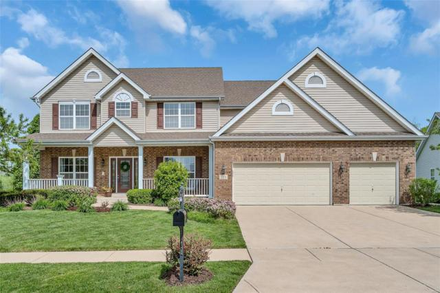 338 Trailhead Way, Dardenne Prairie, MO 63368 (#18037249) :: The Kathy Helbig Group
