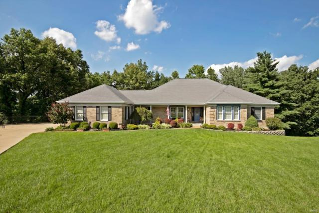 11234 Pointe Court, Sunset Hills, MO 63127 (#18037531) :: The Becky O'Neill Power Home Selling Team