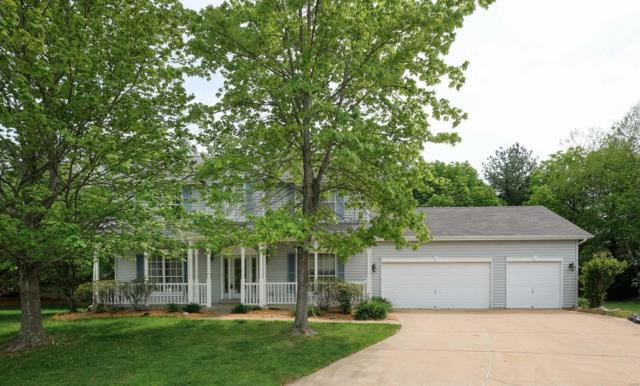 16101 Woodsview Manor Court, Ellisville, MO 63038 (#18037716) :: The Kathy Helbig Group