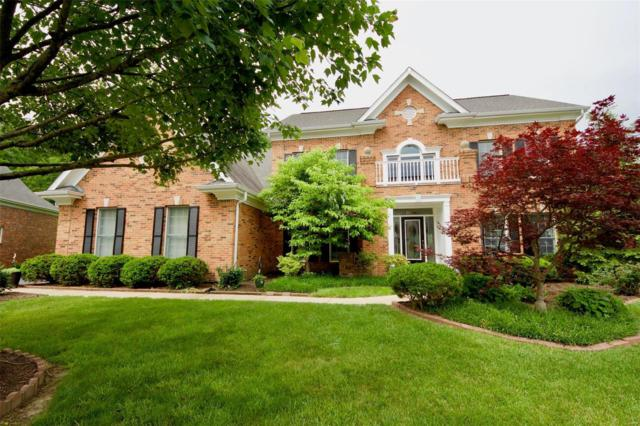 12426 Stratford Ridge Court, Creve Coeur, MO 63141 (#18037728) :: St. Louis Finest Homes Realty Group
