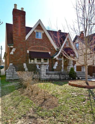 6118 Arendes Drive, St Louis, MO 63116 (#18037815) :: Sue Martin Team