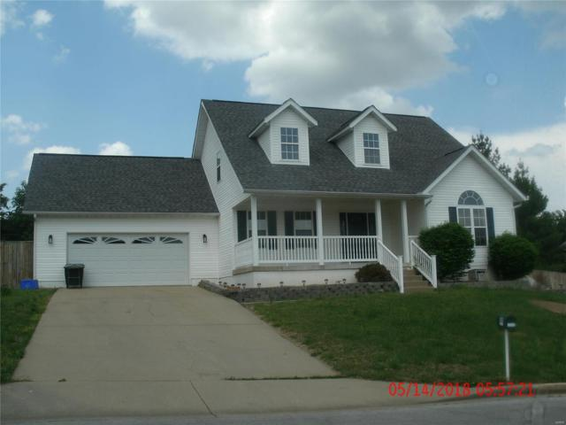 303 Becca Drive, Rolla, MO 65401 (#18037859) :: Walker Real Estate Team