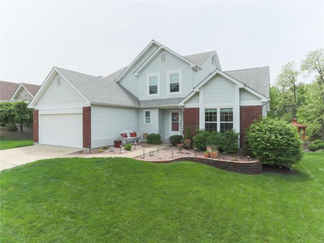 1466 Hawkins Corners Drive, Fenton, MO 63026 (#18037938) :: The Becky O'Neill Power Home Selling Team