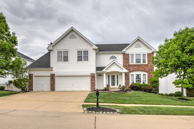 515 Meramec View Drive, Eureka, MO 63025 (#18038023) :: The Becky O'Neill Power Home Selling Team
