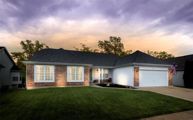 546 Vista Hills Court, Eureka, MO 63025 (#18038062) :: The Becky O'Neill Power Home Selling Team