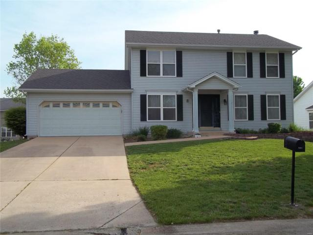 321 Charlottesville Drive, Saint Charles, MO 63304 (#18038132) :: Sue Martin Team