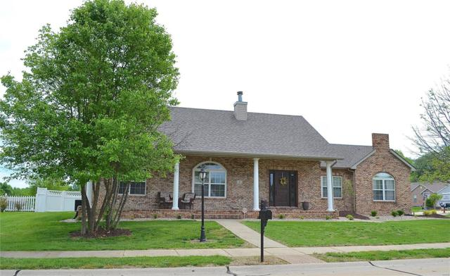 1 Lake Terrace Court, Troy, IL 62294 (#18038301) :: Clarity Street Realty