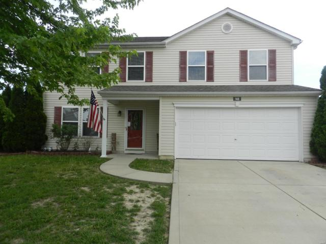 148 Falling Leaf Way, Mascoutah, IL 62258 (#18038340) :: Clarity Street Realty