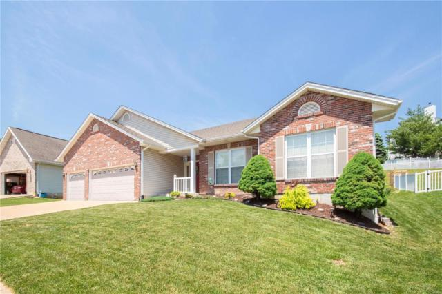 17 Hickory Court, Arnold, MO 63010 (#18038499) :: PalmerHouse Properties LLC