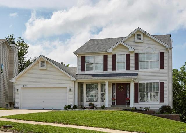 1122 Schumacher Road, Fenton, MO 63026 (#18038570) :: PalmerHouse Properties LLC