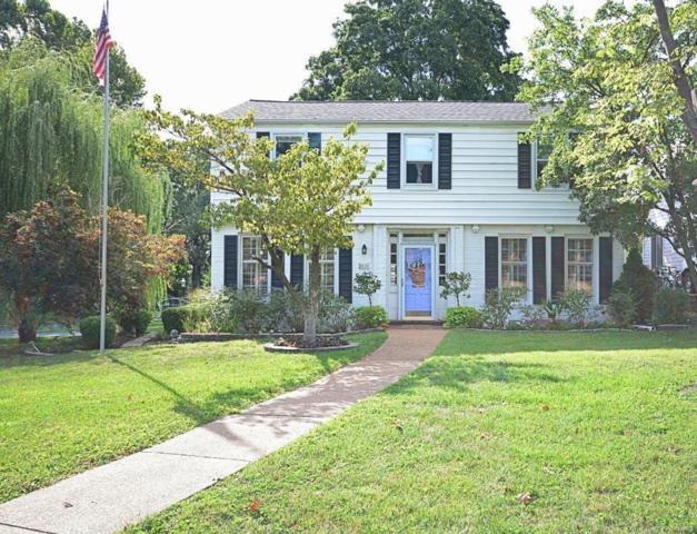 8525 Colonial Lane, Ladue, MO 63124 (#18038630) :: Sue Martin Team