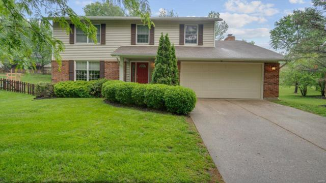 1743 Woodmore Oaks Dr, Manchester, MO 63021 (#18038705) :: The Kathy Helbig Group