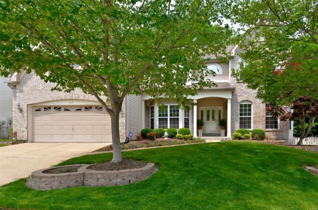 717 Legends View, Eureka, MO 63025 (#18038738) :: The Becky O'Neill Power Home Selling Team
