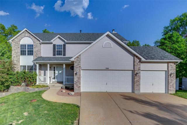 206 Romaine Springs View, Fenton, MO 63026 (#18038753) :: The Becky O'Neill Power Home Selling Team
