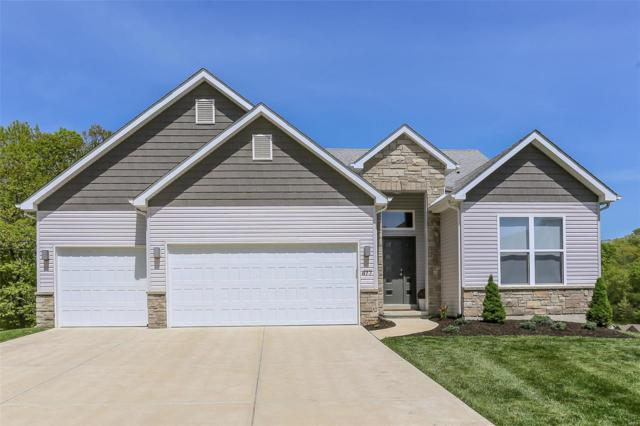 477 Amber Lake Court, Imperial, MO 63052 (#18038812) :: Team Cort