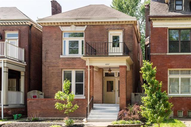 4202 Cleveland Avenue, St Louis, MO 63110 (#18038817) :: Sue Martin Team