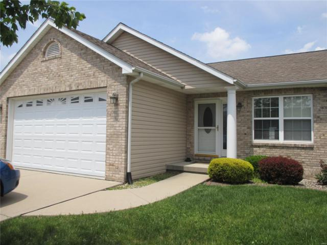 185 Field Crossing Drive A, Highland, IL 62249 (#18038861) :: St. Louis Finest Homes Realty Group