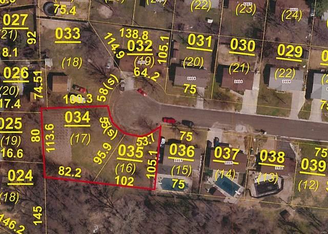 0 Hillcrest Drive, East Alton, IL 62024 (#18038953) :: Realty Executives, Fort Leonard Wood LLC
