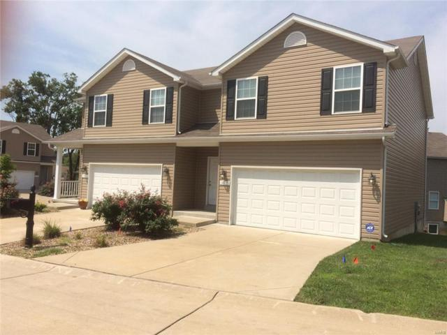 14126 Candlewyck Place Court, Florissant, MO 63034 (#18038979) :: Clarity Street Realty