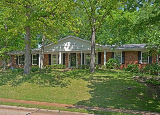 1414 Greening Lane, Kirkwood, MO 63122 (#18039013) :: RE/MAX Vision