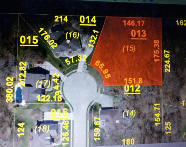 0 Lot 15 Fox Mill Estates, Maryville, IL 62062 (#18039064) :: Peter Lu Team