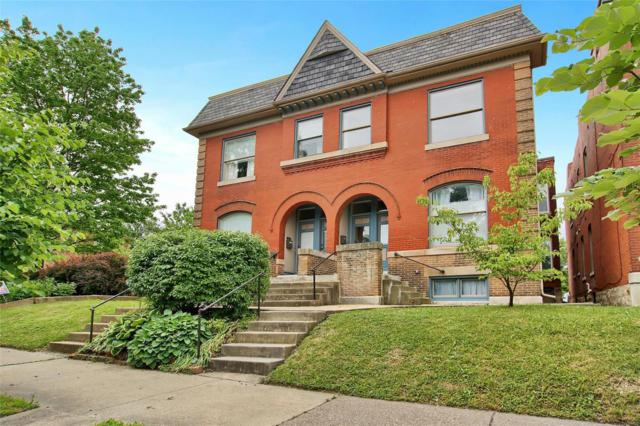 3846 Shaw D, St Louis, MO 63110 (#18039187) :: St. Louis Finest Homes Realty Group