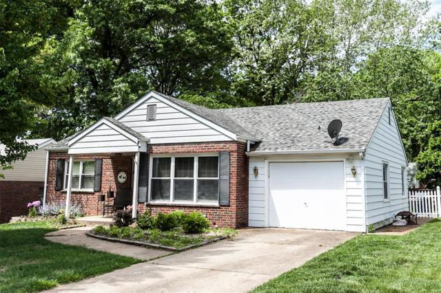 1439 Lanvale Drive, Webster Groves, MO 63119 (#18039278) :: RE/MAX Vision