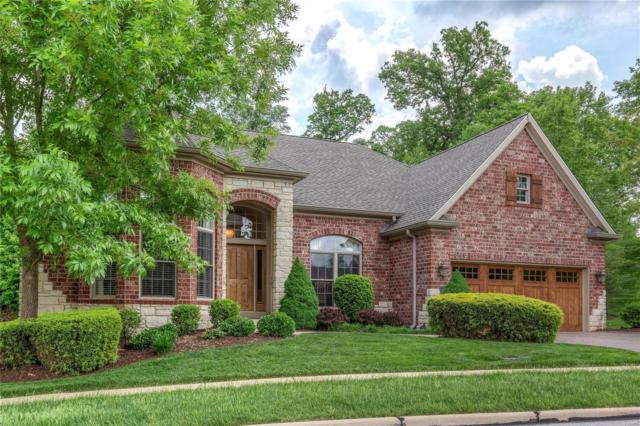 254 Meadowbrook Country Club Est. Drive, Ballwin, MO 63011 (#18039334) :: Clarity Street Realty