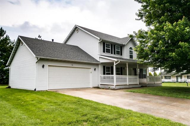 710 Hunters Court, Shiloh, IL 62221 (#18039391) :: Holden Realty Group - RE/MAX Preferred
