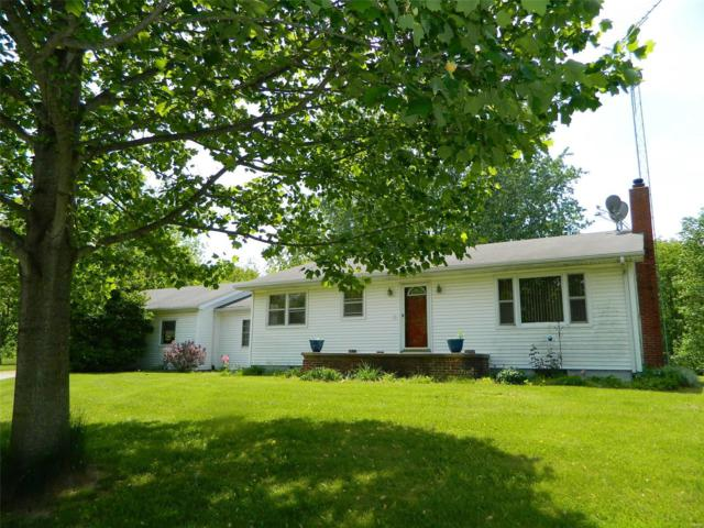 179 Duffs Lane, Hillsboro, IL 62049 (#18039447) :: Fusion Realty, LLC