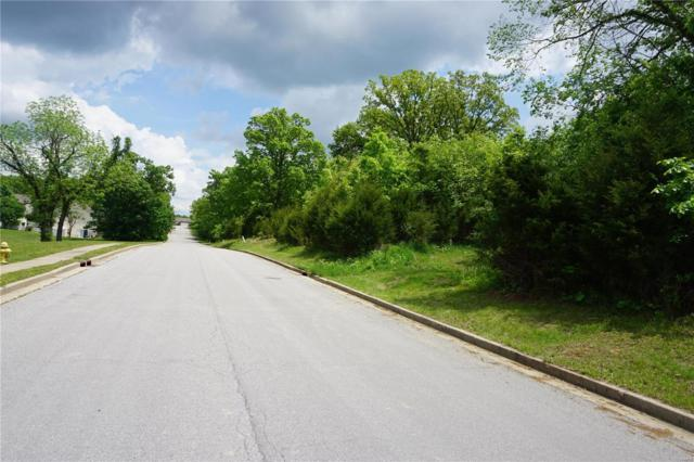 0 Columbia Avenue Lot 13, Rolla, MO 65401 (#18039504) :: The Becky O'Neill Power Home Selling Team