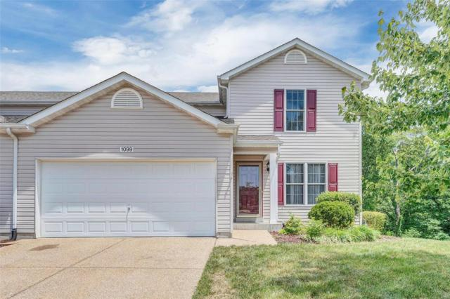 1099 Chesterfield Drive, Wentzville, MO 63385 (#18039524) :: Clarity Street Realty