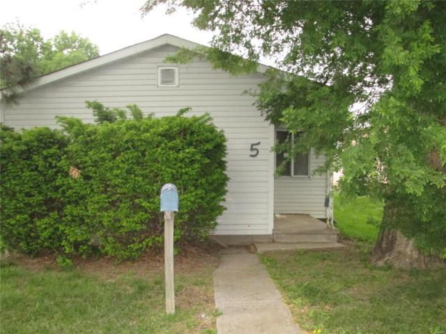 5 S Olive Street, Hartford, IL 62048 (#18039542) :: Sue Martin Team