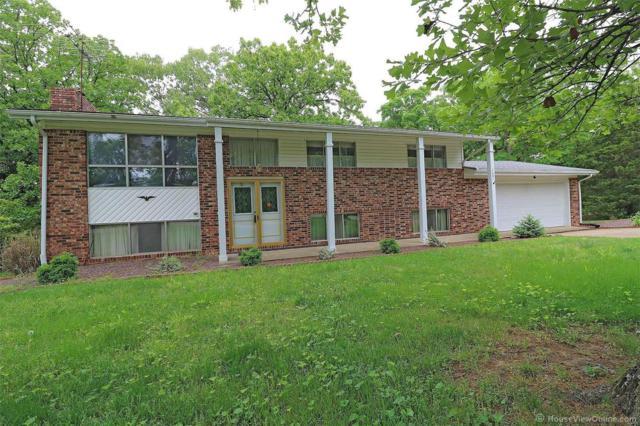 1681 St. Francois Road, Bonne Terre, MO 63628 (#18039548) :: St. Louis Finest Homes Realty Group