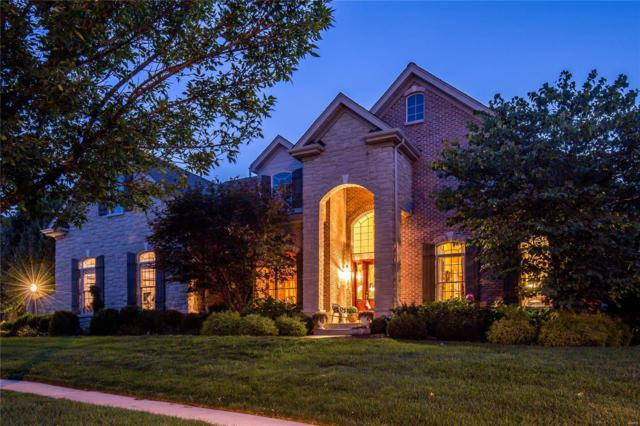 16842 Eagle Bluff Court, Chesterfield, MO 63005 (#18039576) :: Barrett Realty Group