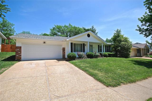 816 Timberfield Drive, Ballwin, MO 63021 (#18039586) :: The Kathy Helbig Group