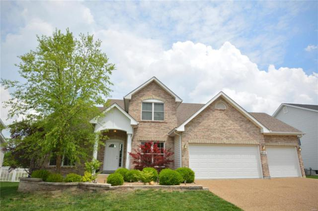 8115 Edenbrook Drive, Dardenne Prairie, MO 63368 (#18039595) :: Kelly Hager Group | Keller Williams Realty Chesterfield