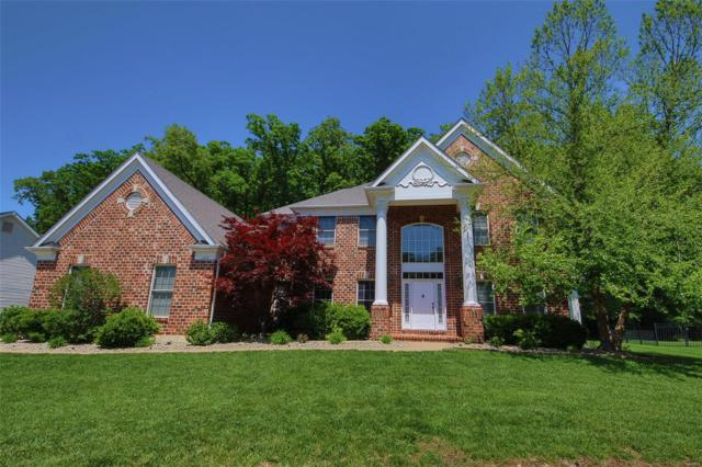 1654 Garden Valley Court, Wildwood, MO 63038 (#18039596) :: Kelly Hager Group | Keller Williams Realty Chesterfield