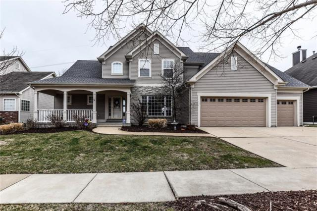 15386 Squires Way Drive, Chesterfield, MO 63017 (#18039657) :: Barrett Realty Group