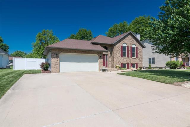 182 Heatherland Drive, Bethalto, IL 62010 (#18039677) :: Walker Real Estate Team