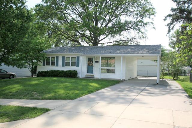 2835 Laurel View, Maryland Heights, MO 63043 (#18039686) :: RE/MAX Vision