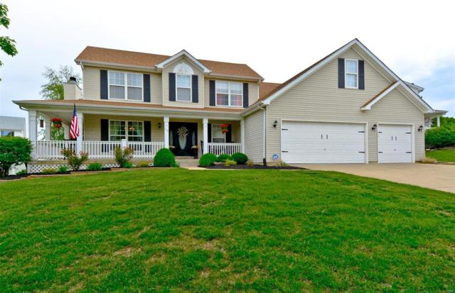 518 Spring Meadow, Wentzville, MO 63385 (#18039689) :: Barrett Realty Group