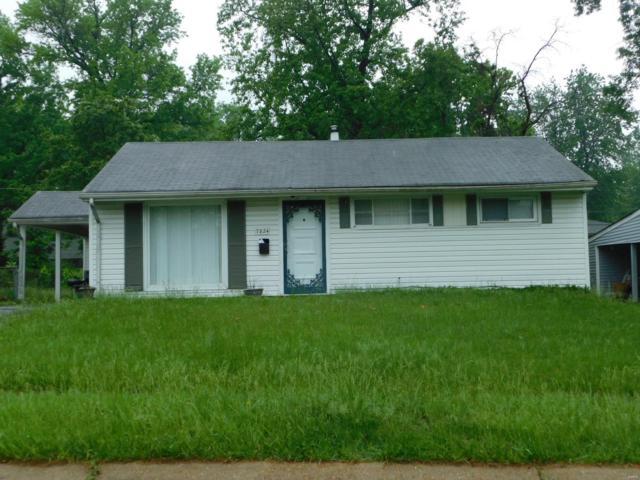 7824 Atherstone, St Louis, MO 63121 (#18039713) :: Sue Martin Team