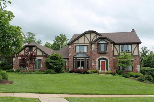 830 Courtwood Lane, Ballwin, MO 63011 (#18039728) :: The Kathy Helbig Group