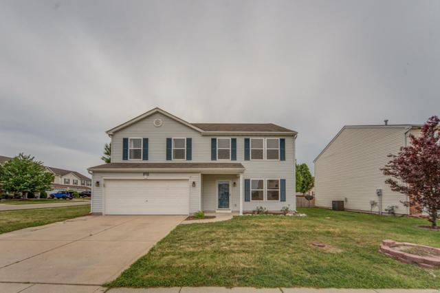 1400 Royal Forest Drive, Mascoutah, IL 62258 (#18039853) :: Clarity Street Realty