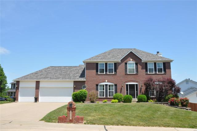 2023 Willowshade Court, Saint Peters, MO 63376 (#18039855) :: Barrett Realty Group