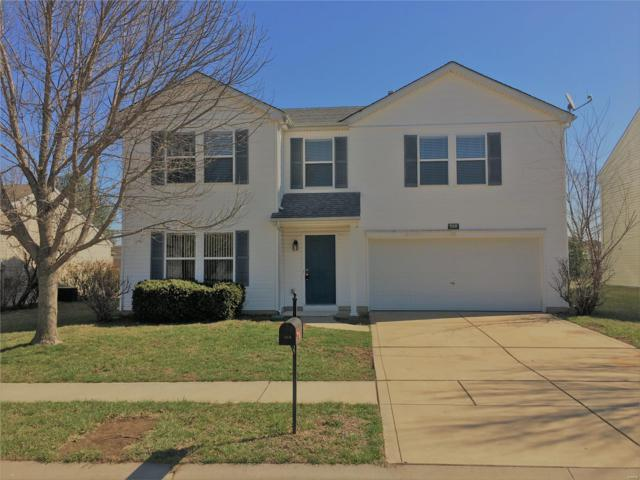 568 Falling Leaf Way, Mascoutah, IL 62258 (#18039863) :: Clarity Street Realty