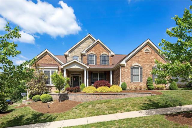 528 Woodcliff Heights Drive, Wildwood, MO 63011 (#18039890) :: The Kathy Helbig Group