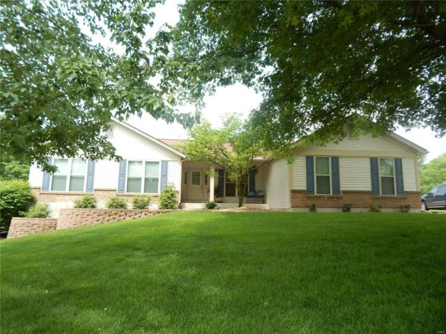 443 Round Tower Drive, Saint Charles, MO 63304 (#18039907) :: Barrett Realty Group